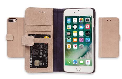Decoded 2-in-1 wallet case Design