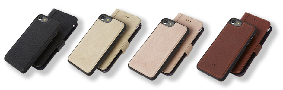 Decoded 2-in-1 wallet case Colors
