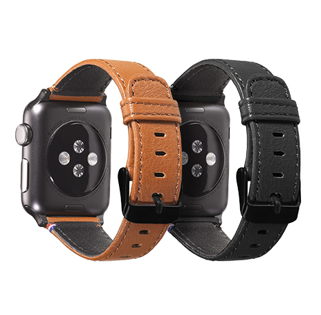 Decoded Leather strap Characteristics