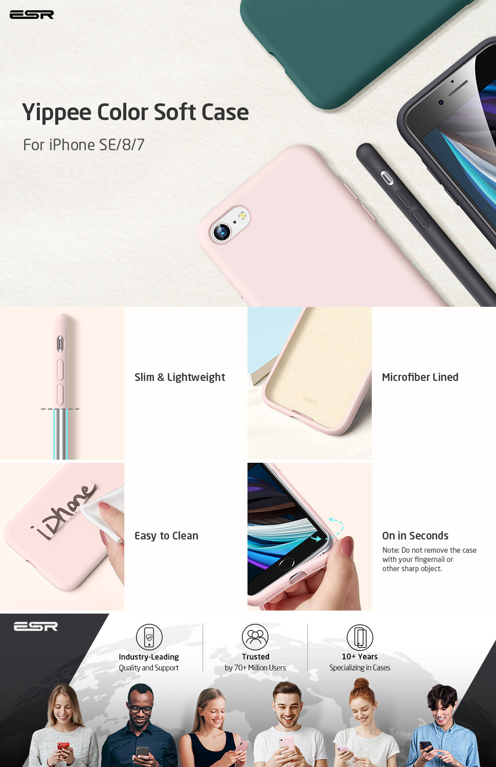 Gohub Shop - Yippee Color - Pink