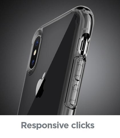 Spigen Responsive clicks