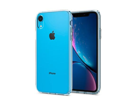 Carcasa Spigen iPhone XR Crystal Flex, Gohub